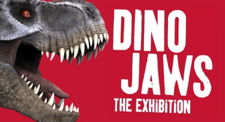 Dino Jaws: The Exhibition Promotion.