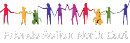 Friends Action North East logo