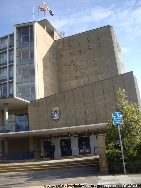County Hall (Durham County Council) | Friends Action North East