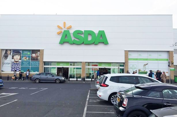 Asda shields road