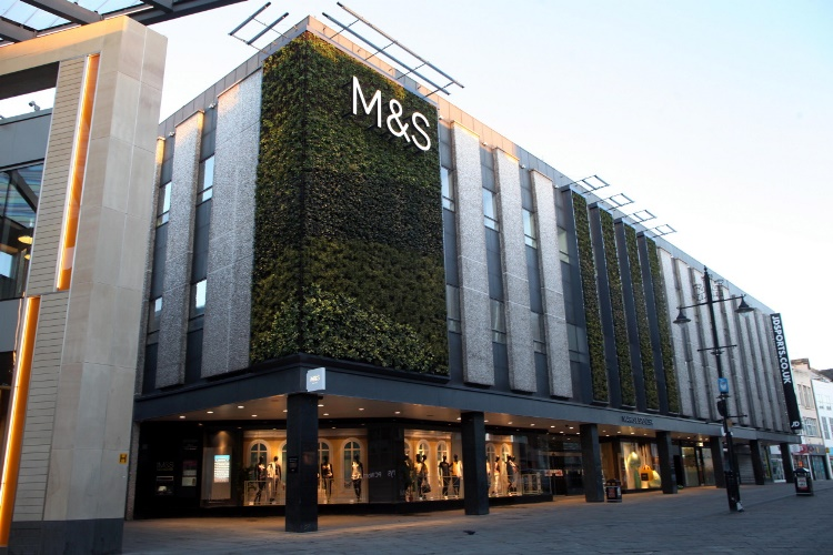 Marks And Spencer Food Collect In Store