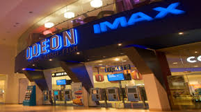 Odeon Silverlink Friends Action North East