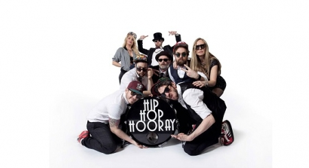 Hip Hop Hooray logo