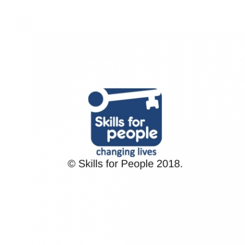 Skills for People Logo.
