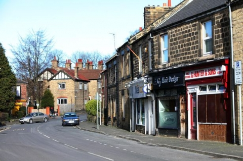 Low Fell High Street.