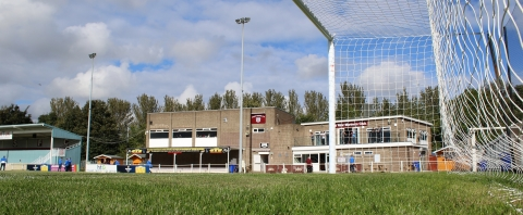 Mariners Park - home of South Shields Football Club