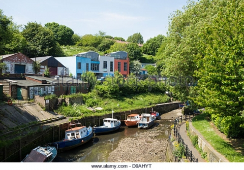 Picture of Ouseburn.