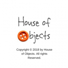 House of Objects' Logo (Copyright © 2018 by House of Objects. All rights Reserved.)