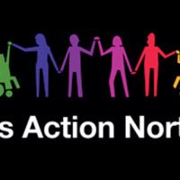 Friends Action North East Logo.