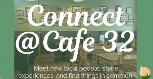 Connect @ Cafe 32