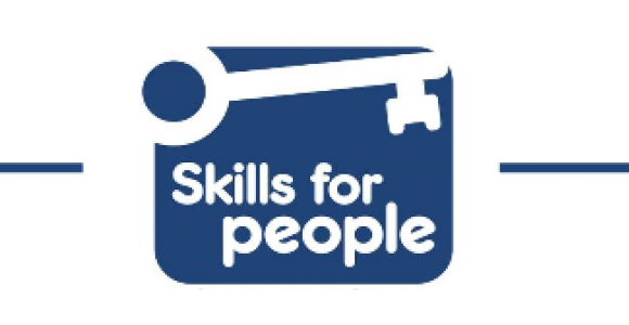 Skills for People logo